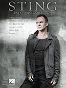 Cover icon of All This Time sheet music for piano solo by Sting, easy