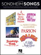 Cover icon of Anyone Can Whistle sheet music for piano solo by Stephen Sondheim, easy piano