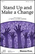 Stand Up And Make A Change