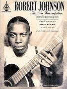 Cover icon of Traveling Riverside Blues sheet music for guitar (tablature) by Robert Johnson, intermediate