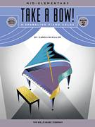 Cover icon of Bouncing sheet music for piano solo (elementary) by Carolyn Miller, beginner piano (elementary)