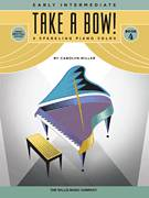Cover icon of Flying Away sheet music for piano solo (elementary) by Carolyn Miller, classical score, beginner piano (elementary)