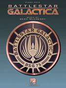 Cover icon of Battlestar Muzaktica sheet music for piano solo by Bear McCreary and Battlestar Galactica (TV Series), intermediate skill level