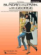 Cover icon of Broadway Selections from Sunday In The Park With George (complete set of parts) sheet music for voice and piano by Stephen Sondheim, intermediate