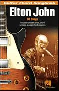 Cover icon of Easier To Walk Away sheet music for guitar (chords) by Elton John and Bernie Taupin, intermediate skill level