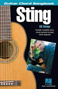 Cover icon of Shape Of My Heart sheet music for guitar (chords) by Sting, intermediate