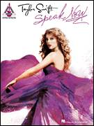 Cover icon of Sparks Fly sheet music for guitar (tablature) by Taylor Swift, intermediate skill level