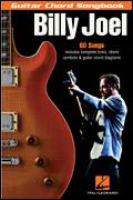 Cover icon of And So It Goes sheet music for guitar (chords) by Billy Joel, intermediate