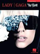 Cover icon of Poker Face sheet music for piano solo (chords, lyrics, melody) by Lady GaGa and Nadir Khayat, intermediate piano (chords, lyrics, melody)
