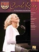 Cover icon of I Feel The Earth Move sheet music for voice and piano by Carole King, intermediate skill level
