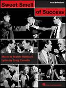 Cover icon of Don't Know Where You Leave Off sheet music for voice and piano by Craig Carnelia, Sweet Smell Of Success (Musical) and Marvin Hamlisch, intermediate skill level