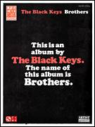 Cover icon of Unknown Brother sheet music for guitar (tablature) by The Black Keys, Daniel Auerbach and Patrick Carney, intermediate skill level