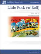 Cover icon of Little Rock ('N' Roll) sheet music for piano solo (elementary) by Eric Baumgartner, beginner piano (elementary)