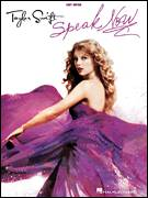 Cover icon of Speak Now sheet music for guitar solo (easy tablature) by Taylor Swift, easy guitar (easy tablature)
