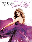 Cover icon of Speak Now sheet music for piano solo by Taylor Swift