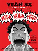 Cover icon of Yeah 3X sheet music for voice, piano or guitar by Chris Brown, Adam Wiles, Amber Streeter, Justin Franks and Kevin McCall, intermediate