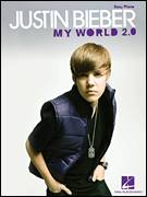 Cover icon of Up sheet music for piano solo by Justin Bieber, Adam Messinger and Nasri Atweh, easy