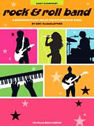 Cover icon of Lean And Mean (Lead Guitar) sheet music for piano solo (elementary) by Eric Baumgartner, beginner piano (elementary)