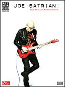 Cover icon of Premonition sheet music for guitar (tablature) by Joe Satriani, intermediate