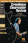 Cover icon of I Heard It Through The Grapevine sheet music for guitar (chords) by Creedence Clearwater Revival, Barrett Strong and Norman Whitfield, intermediate