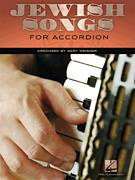 Cover icon of David Melech Yisrael sheet music for accordion, intermediate