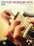 Cover icon of In Christ Alone sheet music for guitar solo (easy tablature) by Newsboys, Margaret Becker, Keith Getty and Stuart Townend, easy guitar (easy tablature)