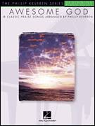 Cover icon of Great Is The Lord sheet music for piano solo (big note book) by Michael W. Smith and Phillip Keveren, easy piano (big note book)