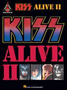 Cover icon of Larger Than Life sheet music for guitar (tablature) by KISS and Gene Simmons, intermediate