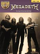Cover icon of Head Crusher sheet music for guitar (tablature, play-along) by Megadeth, Dave Mustaine and Shawn Drover, intermediate skill level