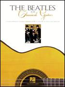 Cover icon of Let It Be sheet music for guitar solo by The Beatles, John Lennon and Paul McCartney, intermediate