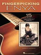 Cover icon of Anywhere Is sheet music for guitar solo by Enya, intermediate guitar