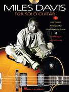 Cover icon of Milestones sheet music for guitar solo by Miles Davis, intermediate skill level