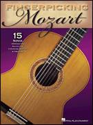 Cover icon of German Dance In C Major, K605, No. 3 sheet music for guitar solo by Wolfgang Amadeus Mozart, classical score, intermediate skill level