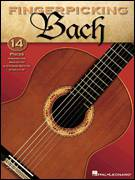 Cover icon of Bourree sheet music for guitar solo by Johann Sebastian Bach