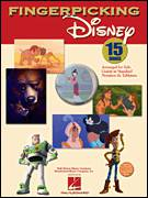 Cover icon of A Whole New World sheet music for guitar solo by Alan Menken and Tim Rice, intermediate skill level