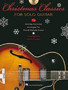 Cover icon of O Holy Night sheet music for guitar solo by Adolphe Adam and John S. Dwight, Christmas carol score, intermediate guitar