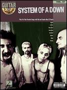 Cover icon of Spiders sheet music for guitar (tablature) by System Of A Down, Daron Malakian, John Dolmayan, Serj Tankian and Shavo Odadjian, intermediate