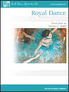 Cover icon of Royal Dance sheet music for piano solo (elementary) by Carolyn C. Setliff, beginner piano (elementary)