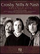 Cover icon of Guinnevere sheet music for voice, piano or guitar by Crosby, Stills & Nash, intermediate voice, piano or guitar