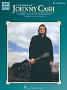 Cover icon of The Man In Black sheet music for guitar solo (easy tablature) by Johnny Cash, easy guitar (easy tablature)