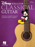 Cover icon of Little April Shower sheet music for guitar solo by Frank Churchill and Larry Morey, intermediate
