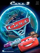 Cover icon of Porto Corsa sheet music for piano solo by Michael Giacchino and Cars 2 (Movie), intermediate skill level