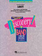 Cover icon of Lost! (COMPLETE) sheet music for concert band by Robert Longfield and Coldplay