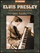 Cover icon of Heartbreak Hotel sheet music for voice, piano or guitar by Elvis Presley, intermediate