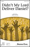 Cover icon of Didn't My Lord Deliver Daniel? sheet music for choir (2-Part) by Greg Gilpin and Miscellaneous, intermediate duet