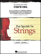 Cover icon of Firework (COMPLETE) sheet music for orchestra by Robert Longfield and Katy Perry