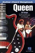Cover icon of We Are The Champions sheet music for guitar (chords) by Queen and Freddie Mercury, intermediate