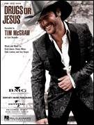 Cover icon of Drugs Or Jesus sheet music for voice, piano or guitar by Tim McGraw, Aimee Mayo, Brett James, Chris Lindsey and Troy Verges, intermediate