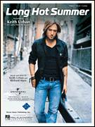Cover icon of Long Hot Summer sheet music for voice, piano or guitar by Keith Urban and Richard Marx, intermediate