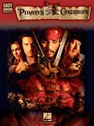 Cover icon of Mermaids sheet music for guitar solo (easy tablature) by Hans Zimmer, Pirates Of The Caribbean: On Stranger Tides (Movie) and Eric Whitacre, easy guitar (easy tablature)